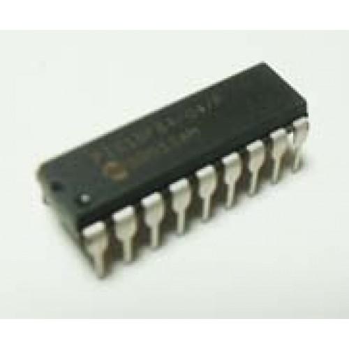 Microcontrolador PIC16F84A-04/P