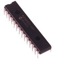 Microcontrolador PIC16F870-I/SP