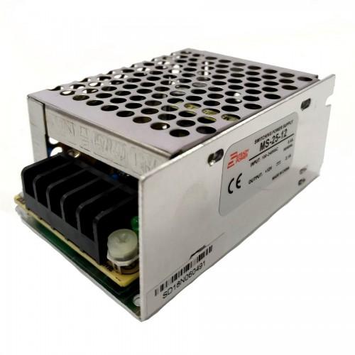 Mini Fonte Chaveada Industrial 25W 12V 2A (MS-25W 12VDC/MS-25-12)