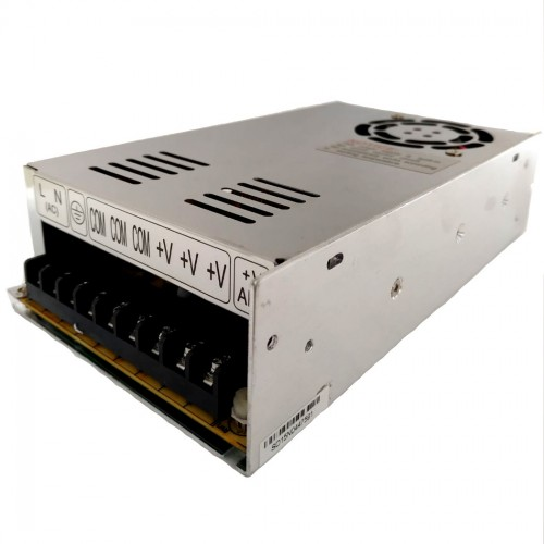 Mini Fonte Chaveada Industrial 350W 12V 29A (MS-350W 12VDC/MS-350-12)