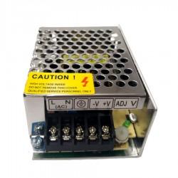 Mini Fonte Chaveada Industrial 40W 24V 1,7A (MS-40W 24VDC/MS-40-24)