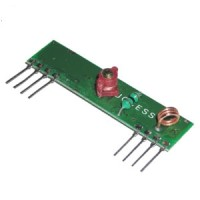 Modulo Receptor De RF 433 MHz (RWS-371-6/RWS-371F-6)