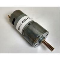 Motor DC Redutor 35RPM 24VDC - MR101-B035-PW