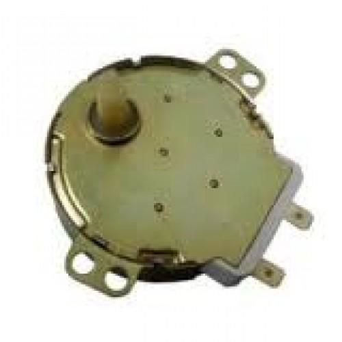 Motor De Microondas 49TYJ 110-120 VAC 5 RPM Eixo De Plastico