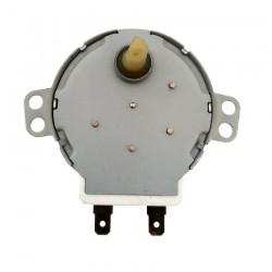 Motor De Microondas 49TYJ  220-240VAC 5 RPM 4W Eixo Plastico
