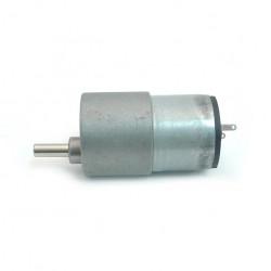 Motor De Redução DC 12V 3 RPM