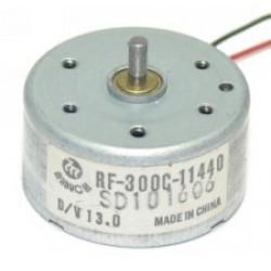 Motor RF-300C 5,9V Para PS2 E DVD Eixo 8mm