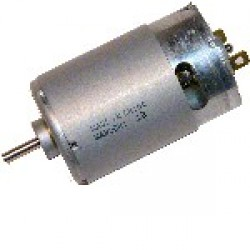 Motor DC Redutor 150RPM 12VDC - MR101-A150-PW