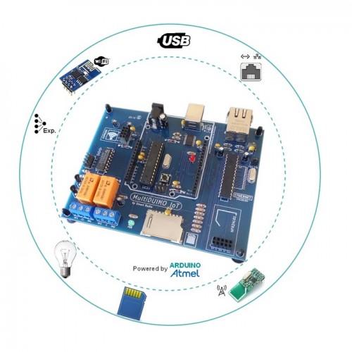 MultiDUINO IoT - Internet Of Things