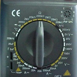 Multimetro Digital ICEL MD-6110