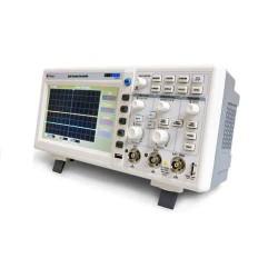 Osciloscópio Digital Minipa MVB-DSO 2 Canais 50MHz