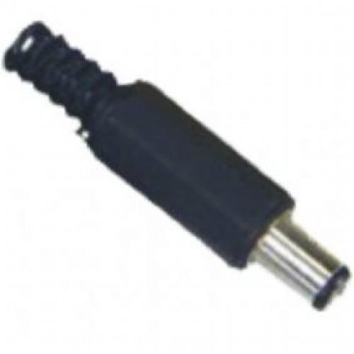 Plug P4 2,1x5,5x10mm