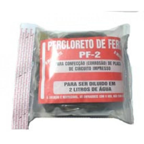 Percloreto De Ferro PF-2 Para 2 Litros De Agua