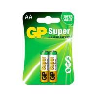 2 Pilhas Pequenas AA 1,5V Alkalinas GP - LR6