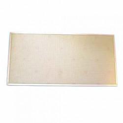Placa De Circuito Impresso Padrão 15x30 Cm Tipo Ilha