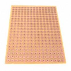 Placa Padrão De Fenolite Modelo PP4I - Tipo Ilha 8x10,5cm
