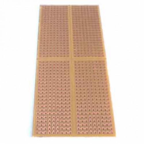 Placa Padrão De Fenolite PPC4 5x12