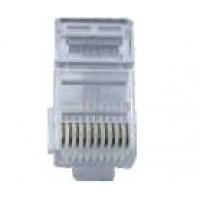 Plug Modular RJ45 10P10C