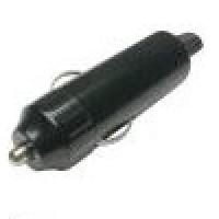 Plug Acendedor DE-01 Com Porta Fusivel E Led