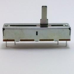 Potenciometro Deslizante 50K Logaritmo (SL30V4 A50K L-15C/PCB)