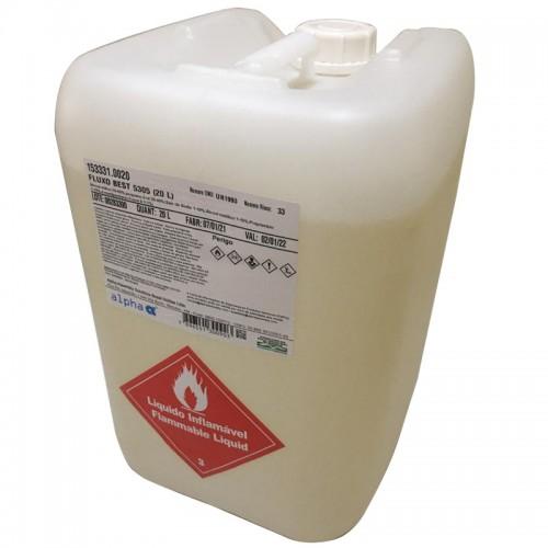 Fluxo De Solda Best 5305 No Clean Galão Com 20 litros