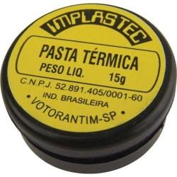 Pasta Térmica Implastec Pote Com 15 Gramas