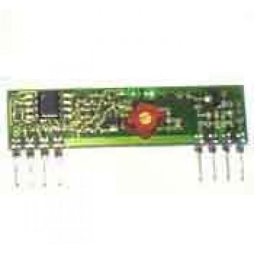 Módulo Receptor De RF 418 MHz (RWS-374-5)