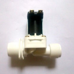 Válvula Solenoide VA03  1/2 X 1/2 180 Graus 220VAC