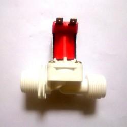 Válvula Solenoide VA03  1/2 X 1/2 180 Graus 24VDC