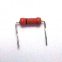 Resistor 3R 5% 1W Pre Formatado (LR,PT,DR,DR)