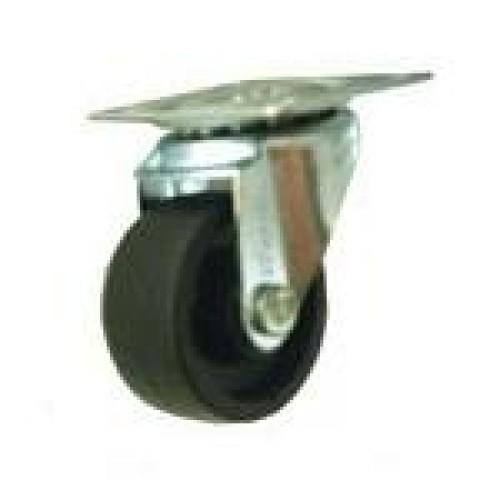 Modelix 236 - Roda Boba Com Eixo Giratório