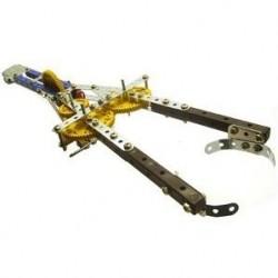Modelix 018 - Garra Mecânica 2 Eixos De Movimento C/ Motorização