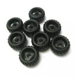 Modelix 235 - Roda De Plástico Pequena