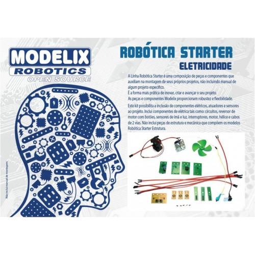 Modelix 303 - Starter Eletricidade