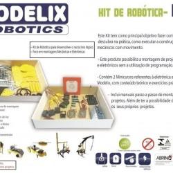 Modelix 488 - Kit De Robotica Modelix - F3 - ILOG - 488