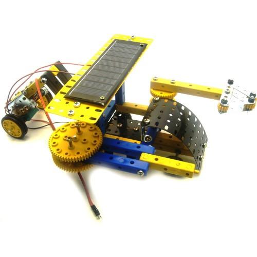 Modelix 507 - Mobil 7 - Explorador De Marte Movido A Energia Solar