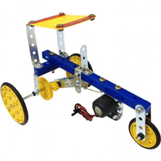 Modelix Starter 4 - Motorização - Trator