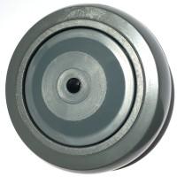 Roda De Plastico 4 Polegadas Com Rolamento 102mm X 42mm
