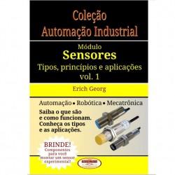 Sensores Vol 1 Tipos Princípios E Aplicações