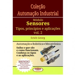 Sensores Vol 2 Tipos Princípios E Aplicações
