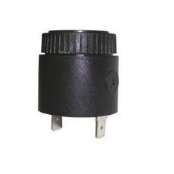Buzzer Bitonal Sonalarme SI-127/220VCA-O-B Oscilador Interno