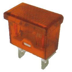 Sinalizador XCD2 220V Vermelho