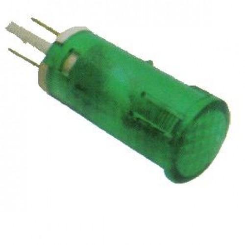 Sinalizador MDX-14A 220VAC Verde