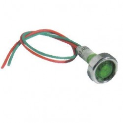 Sinalizador XD10-7 24V Verde