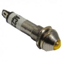 Sinalizador XD8-3 220VAC Amarelo