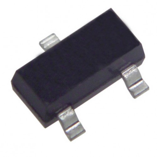 Transístor SMD BC807-25 SOT23 Fitado