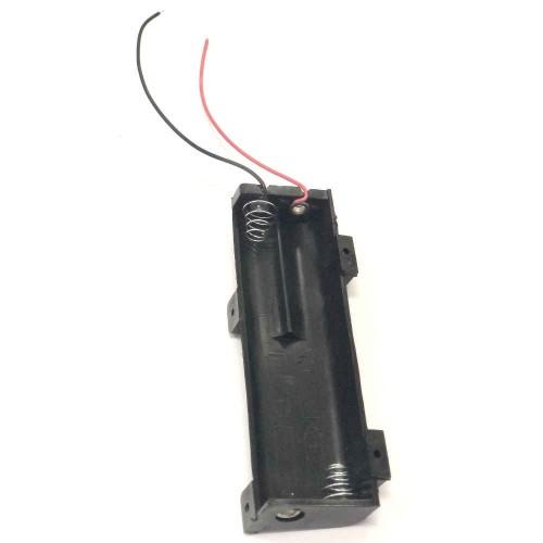 Suporte 4 Pilhas Pequenas AA SP4004 Preto