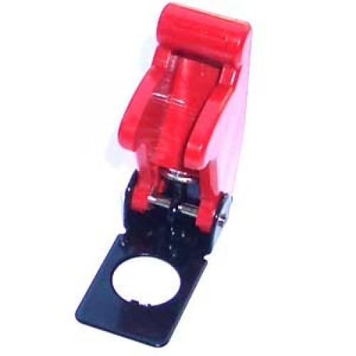 Tampa P/ Chave Alavanca Mod. SAC-01 Vermelha