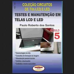 Testes E Manutenção Em Telas LCD E LED Módulo 5