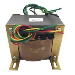 Transformador 4,5+4,5v 10a  - Entrada 110/220vac